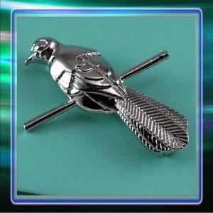 Jewelry - Mocking Bird Brooch